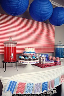 The Best 4th Of July Party Decoration And Design Ideas 10