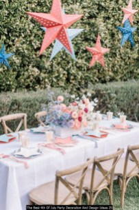 The Best 4th Of July Party Decoration And Design Ideas 25