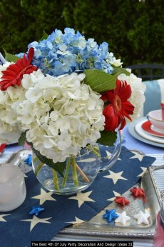 The Best 4th Of July Party Decoration And Design Ideas 31
