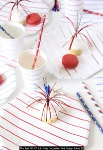 The Best 4th Of July Party Decoration And Design Ideas 35