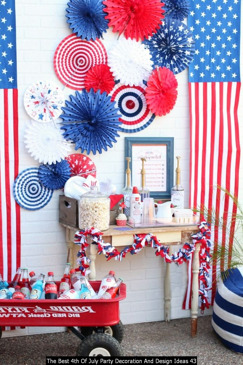 The Best 4th Of July Party Decoration And Design Ideas 43