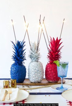 The Best 4th Of July Party Decoration And Design Ideas 47