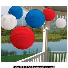 The Best 4th Of July Party Decoration And Design Ideas 55