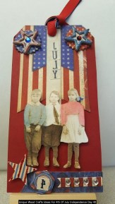 Unique Wood Crafts Ideas For 4th Of July Independence Day 40