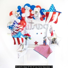 Wonderful Ideas Of 4th Of July Home Decoration 10