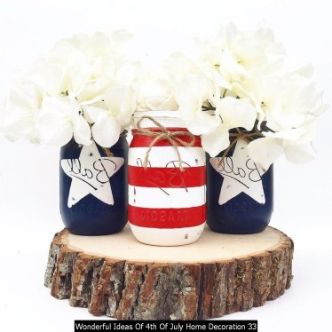 Wonderful Ideas Of 4th Of July Home Decoration 33