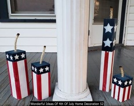 Wonderful Ideas Of 4th Of July Home Decoration 52