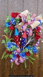 Last Minute 4th Of July Centerpiece Decoration Ideas 28