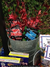 Last Minute 4th Of July Centerpiece Decoration Ideas 29