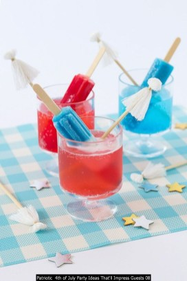 Patriotic 4th Of July Party Ideas That'll Impress Guests 08