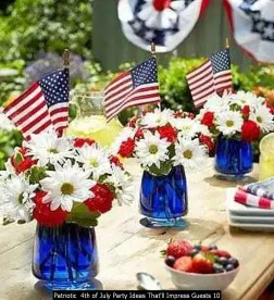 Patriotic 4th Of July Party Ideas That'll Impress Guests 10