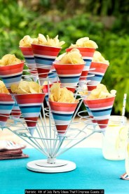 Patriotic 4th Of July Party Ideas That'll Impress Guests 11
