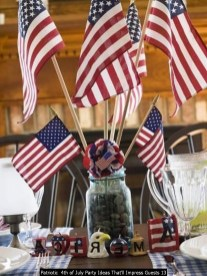 Patriotic 4th Of July Party Ideas That'll Impress Guests 13