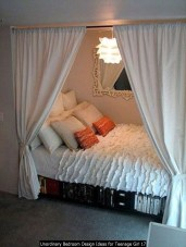 Unordinary Bedroom Design Ideas For Teenage Girl 17