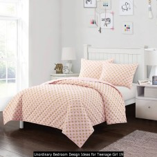 Unordinary Bedroom Design Ideas For Teenage Girl 19