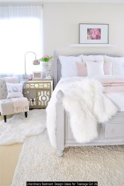 Unordinary Bedroom Design Ideas For Teenage Girl 26