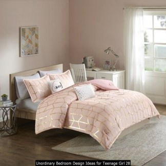 Unordinary Bedroom Design Ideas For Teenage Girl 28
