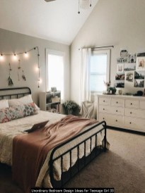 Unordinary Bedroom Design Ideas For Teenage Girl 33