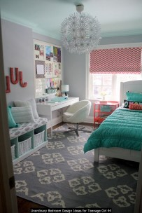 Unordinary Bedroom Design Ideas For Teenage Girl 44