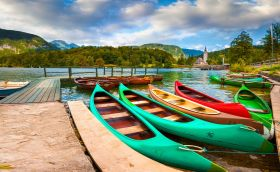 Credits. Bohinj by Jojjik/can stock photos