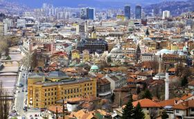 credits. Sarajevo by Mesut/Dogan/123rf