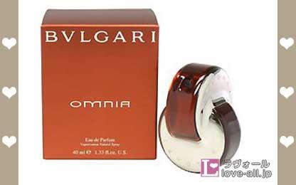 ELLY 香水ブランド ブルガリ オムニア オードパルファム