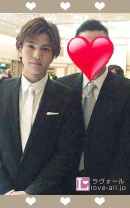 岩田剛典 兄 結婚式