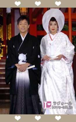 陣内智則 藤原紀香 結婚式