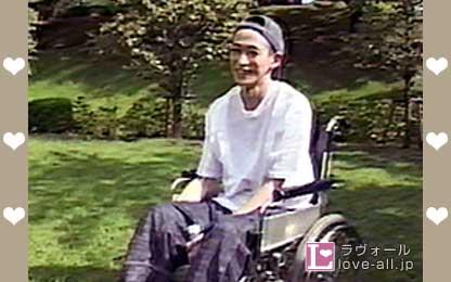 窪塚洋介 車椅子