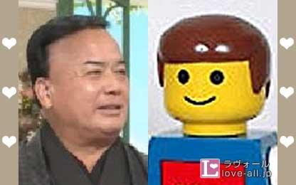 細川たかし 髪型 レゴ