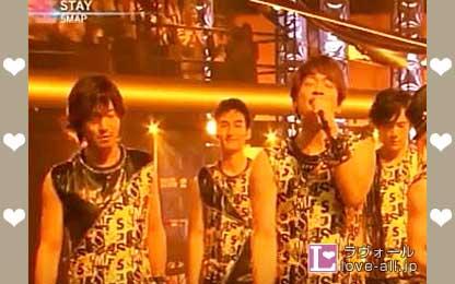 木村拓哉 SMAP COUNT-DOWN-TV
