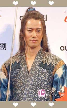 桐谷健太 au