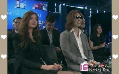 YOSHIKI Customer Company Tour Japan 2013 ロミータ