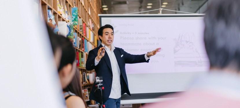 Giving Presentations in Grad School