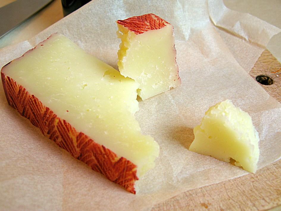 Испанский сыр Манчего
