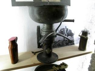 Старинный сепаратор