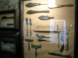 Старинные ножи для сыра