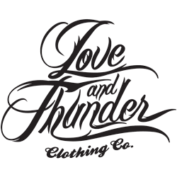 Love and Thunder Logo