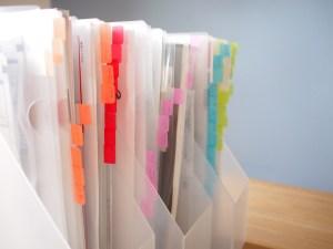 取扱説明書 取説 保証書 きれいに 収納 方法 アイディア