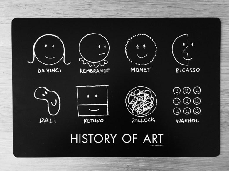 MoMA おしゃれ 雑貨 HISTORY OF ART ヒストリーオブアート