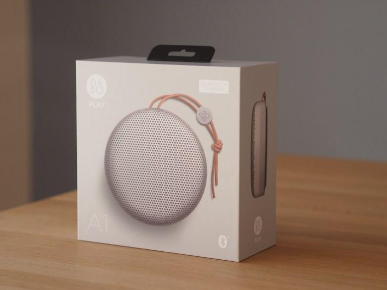 Bang & Olufsen B&O PLAY Bluetooth スピーカー A1 デンマーク AV機器 北欧 かっこいい おしゃれ ナチュラル