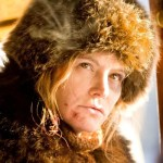 Jennifer Jason Leigh Describes Her Hateful Eight Character As 'Feral and Dangerous'