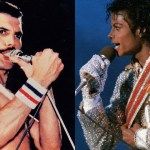Freddie Mercury Duets with Michael Jackson From 1983 to See the Light of Day