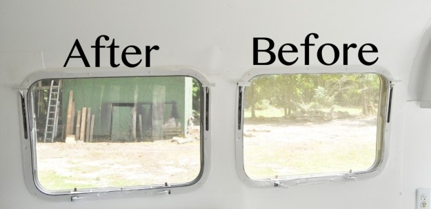 before and after screens