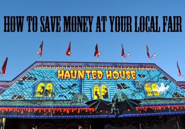 save money at fair