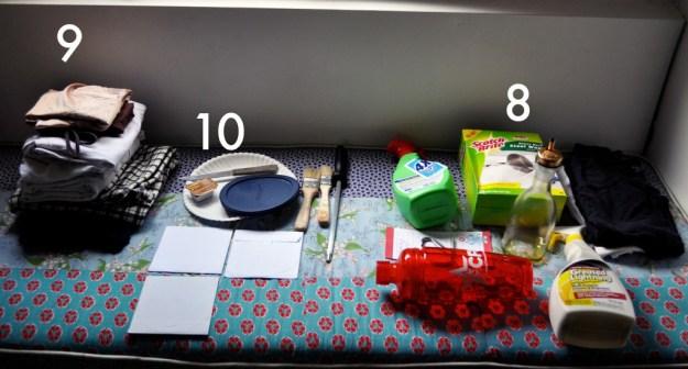 minimalist challenge 8,9,10