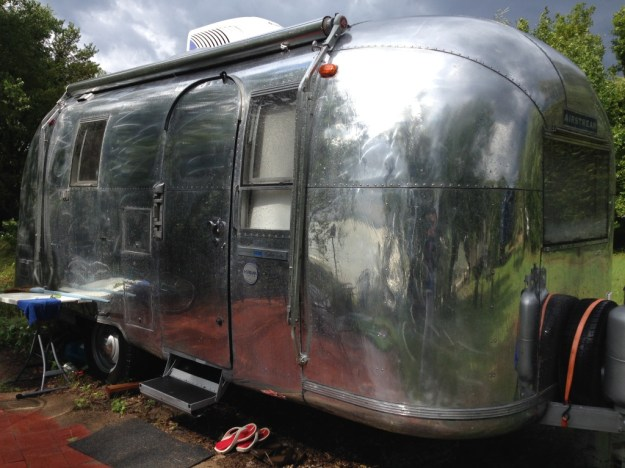 The Eco Traveler's Airstream