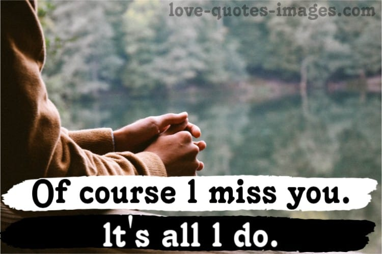 Miss you status for couples