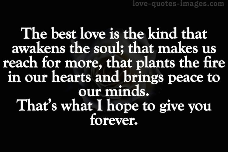 how i love you quotes