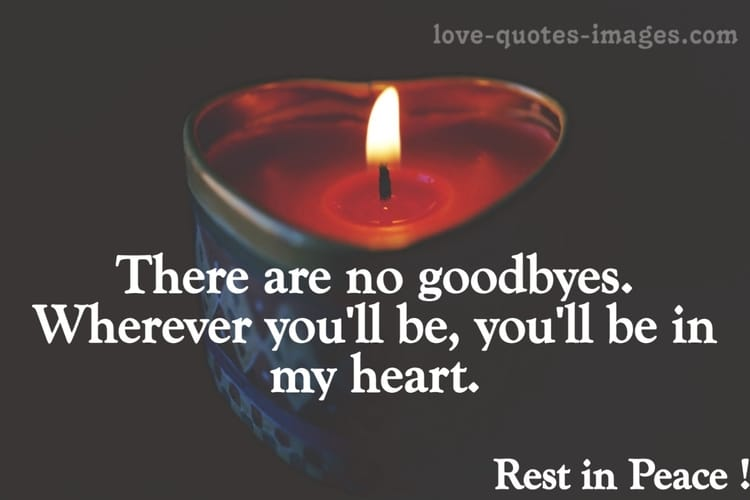 quotes for rest in peace